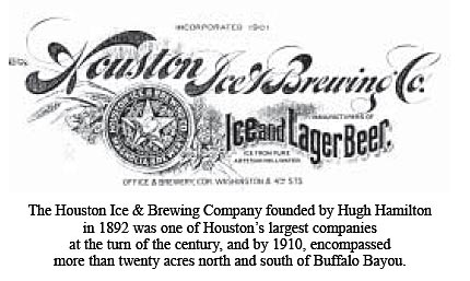 Houston Ice & Brewing Company Logo