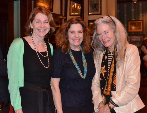 Beth Bownlee, Ann Becker, Joan Johnson